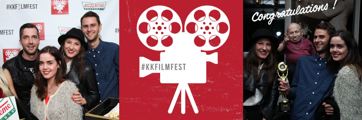 "#KKFilmFest 2014 Winners ""Sticky Fingers"" w/ @VerneTroyer!"