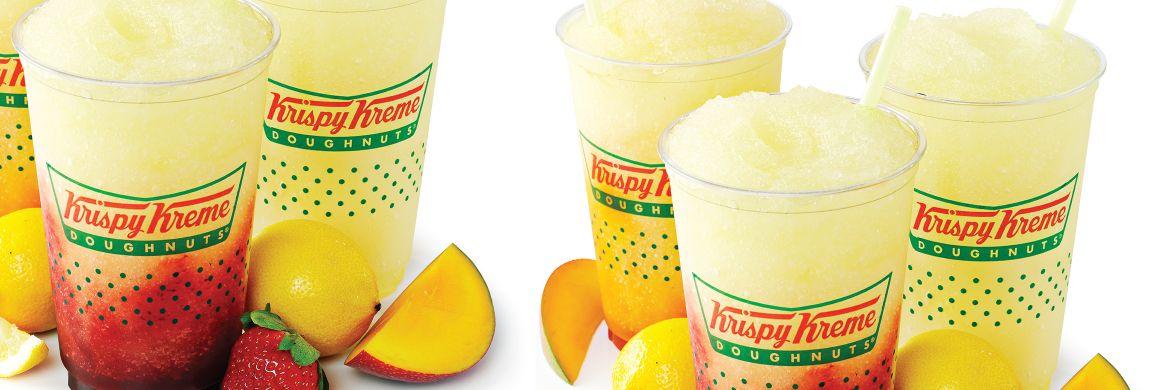 Nos Limonades Infusées Mangue et Fraise