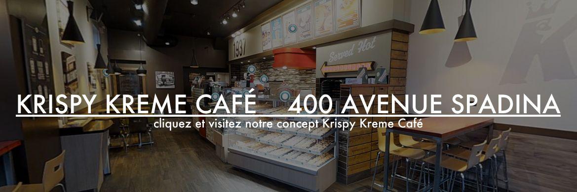 Tour 3D de Krispy Kreme Spadina